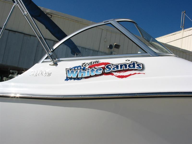 Denney Designs Boat Name